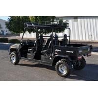 Quality In - Line Three Cylinder 800cc 4 Wheel Utility Vehicle 12- Valve DOHC  With 4 Seats for sale