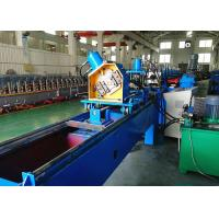 Wholesale C Section Bracing Roll Forming Machine, Rack Diagonal Bracing Roll Forming Line from china suppliers
