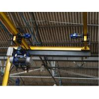 Buy cheap LX type Single Girder 2 Ton Gantry Crane / Rail Mounted Gantry Crane ISO from wholesalers