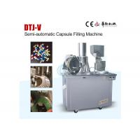 Wholesale 380V 50Hz Semi Auto Capsule Filling Machine Small Pharmacy Filling Machinery from china suppliers