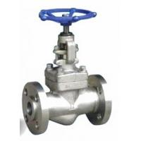 Quality Flanged End Forged Steel Valves , OS & Y Type Bolted Bonnet Globe Valve for sale