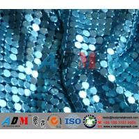 Wholesale Anping Metal Mesh Cloth, Metal Mesh Curtain, Metal Drapery, Decorative Wire Mesh Curtain from china suppliers