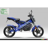Wholesale LS-A1 EEC Folding bicycles 1000W Li-ion Electric Moped Scooter Blue Folding bicycles from china suppliers
