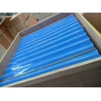 Wholesale blue ,white, yellow PP/PVC inclined media filler for lamell settler from china suppliers