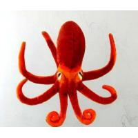 Wholesale Stuffed toys Red An octopus 12'' long, Plush toys,Toy sea animals,lovely Toys for aquarium from china suppliers