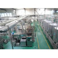 Wholesale Aseptic Brick Carton Package Aseptic Beverage Filling Machine , Water Bottle Filling Machine from china suppliers