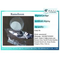 Wholesale 99% Purity Raw Powder 196597-26-9 Ramelteon For Treating Sleep Disorder from china suppliers