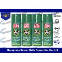 Wholesale OEM 300ML Home Insecticide Spray , Powerful Insect Repellent Spray from china suppliers