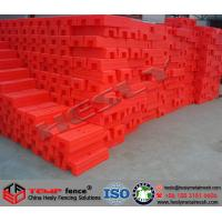 Quality Plastic Temporary Fencing Feet,Plastic Temporary Fence stay for sale