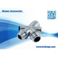 Wholesale Plastic Bathroom Shower Accessories Water Controlled Valve For Hoses from china suppliers