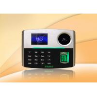 Wholesale Palm Recognition and Fingeprint Time Attendance System With Battery from china suppliers
