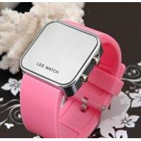Wholesale Fashion Trends LED Sports Silicone Watch from china suppliers