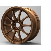 Wholesale Golden Full Painted 16 Inch Alloy Wheels 15x6.5 16x7 17x7.5 18x8.0 from china suppliers