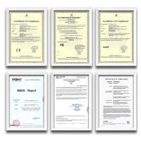 Shenzhen Urun Battery Co., Ltd. Certifications