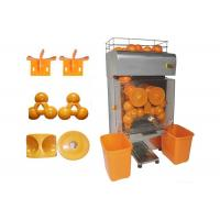 Wholesale Table Top Orange Juice Squeezer With Automatic Feeder For Cafes / Bars from china suppliers