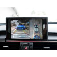 Wholesale HD Audi A6 Car Rearview Camera System With 360 Degree Bird View, IP67, loop recording, Around View Monitoring from china suppliers