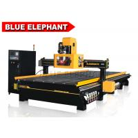 Quality Large Size Atc Spindle Cnc Router Safety Operation With Hsd 9kw Atc Spindle for sale