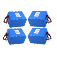 Wholesale High Capacity 3S5P GPS Battery Pack With More Than 800 Times Cycle Life , 92 X 56 X70mm from china suppliers