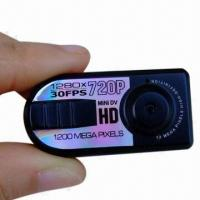 Wholesale 720P HD Mini Thumb DV with Motion Detection from china suppliers