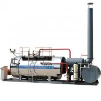 China 1.5 Ton 1.0Mpa Horizontal Oil Steam Boiler For Garment Industry 92.4% - 94.5% Thermal Efficiency on sale