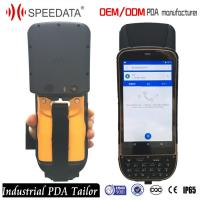 Wholesale 5 Gps Industrial Outdoor Phone Uhf Rfid Handheld Reader For Car Transportation Tracking from china suppliers