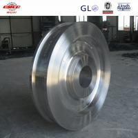 Wholesale 40Cr Casting Steel Crane Sheave Heavy Duty Pulley for Hoisting Crane from china suppliers