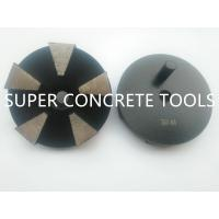 Wholesale 5 Seg Metal Bond Diamond Grinding Pucks With 1 Pin For STI Prepmaster Floor Grinders from china suppliers