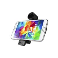 Wholesale 360 Rotate Air Vent Mobile Phone Car Holder , Black Auto Cell Phone Holder from china suppliers