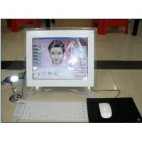 Wholesale Portable Facial Beauty Skin Analyzer Machine Touch Screen smart skin decoding device from china suppliers