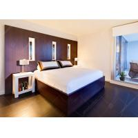 Economic Apartment Contemporary Bedroom Sets , Hotel / Home Complete Bedroom Sets