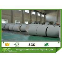 Wholesale Two side Gray Paper Rolls with 6 inch inner core and 1300mm diameter from china suppliers