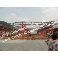 Buy cheap the Customized Prefabricated Steel Building From Chinese Metal Structure Manufacturing from wholesalers