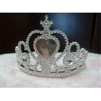 Wholesale Wholesale Crowns for Baby Girls Elsa Anna Crown Children Party Crowns Girl's Queen Crown from china suppliers