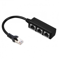 Wholesale RJ45 Ethernet Network Cable ABS Jacket One Point Three 0.3m from china suppliers