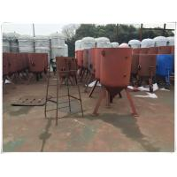 Wholesale High Pressure Horizontal Compressed Air Receiver Tank For Water Treatment System from china suppliers