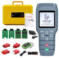China OBDSTAR X-100 PRO Car Key Programmer 4G TF Card For IMMO Odometer OBD Software on sale