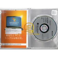 Wholesale Original Microsoft Windows 7 Pro Pack 64 Bit Full Version Sealed OEM Box DVD from china suppliers