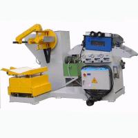 Wholesale 2 in 1 High Precision Decoiler and Straightener from china suppliers