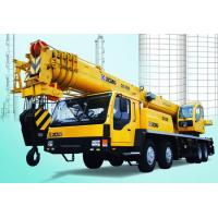 Wholesale Durable Energy Efficient Hydraulic Mobile Crane With QY30K5-I Truck Crane from china suppliers