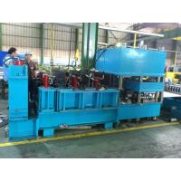 Wholesale G350Mpa Roofing Roll Forming Machine , Corrugated Silo Forming Machine from china suppliers
