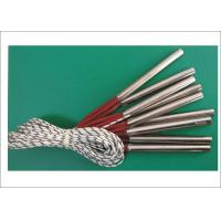 Wholesale High Density Cartridge Heaters With Standard Fiberglass Insulated Wire Leads from china suppliers