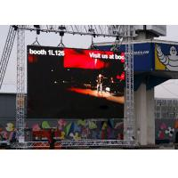 Wholesale Advertisement Thin Led Video Display Screen Rental Use 6mm Pixel Pitch from china suppliers