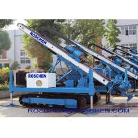 Wholesale Anchor Drilling Rig Machine For Horizontal And Vertical Drilling 200 Mm Hole Diameter from china suppliers