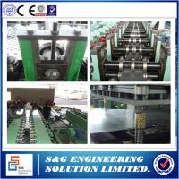 Wholesale Automatic Hydraulic Cable Tray Roll Forming Machine Chinese / English Lanugage System from china suppliers