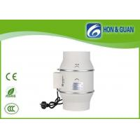 Wholesale Anti-acid Hydroponics Inline Fan ,  inline Mixed Flow Fan CE CCC SAA from china suppliers