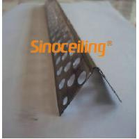 Buy cheap Perforated Corner bead / wall angle from wholesalers
