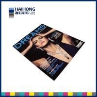 Wholesale Professional  Colorful perfect binding Fashion magazine printing , print monthly magazine from china suppliers