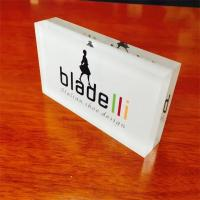 Wholesale Customized acrylic block acrylic photo block wholesale supplier from china suppliers