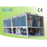 Wholesale OEM HVAC Air Cooled Heat Pump Chiller 109KW with Refrigeration Parts from china suppliers
