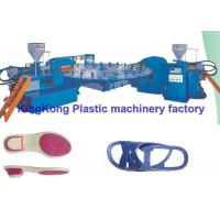 Wholesale Plastic / Rubber Slipper Making Machine , PVC Air Blowing Shoe Making Machine from china suppliers